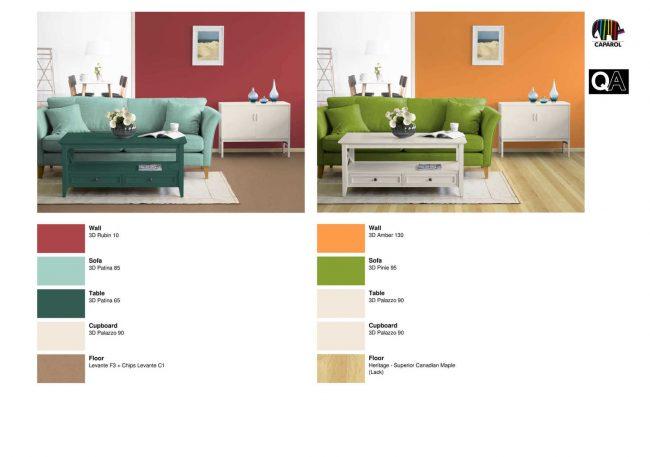 I colori caldi sono considerati l'arancione, il rosso e il giallo, in tutte le sfumature e gradazioni. Scegliere Il Colore Giusto Per Le Pareti Questioni Di Arredamento