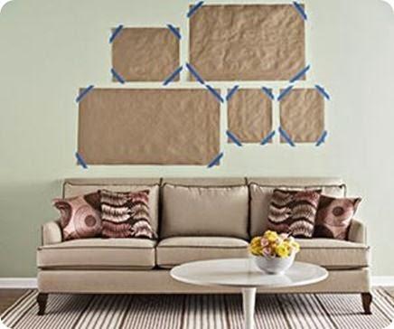 Appendere i quadri alle pareti questioni di arredamento for Appendere quadri senza chiodi ikea