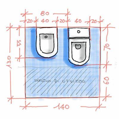 Bagno accogliente e funzionale ecco come realizzarlo - Misure bagno minimo ...