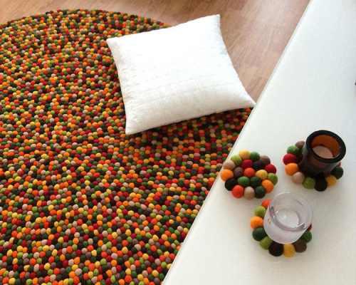 Arredare con i tappeti artigianali questioni di arredamento - Tappeti anallergici ...
