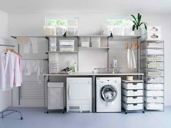 Angolo Lavanderia Cucina : Lavanderia suggerimenti e idee questioni di arredamento