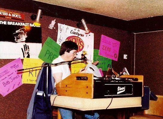 Dr Bob Spinning...Back In the Day...
