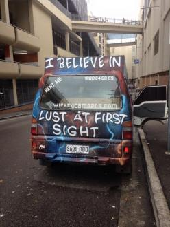 Literally Wicked. Campers still offend.