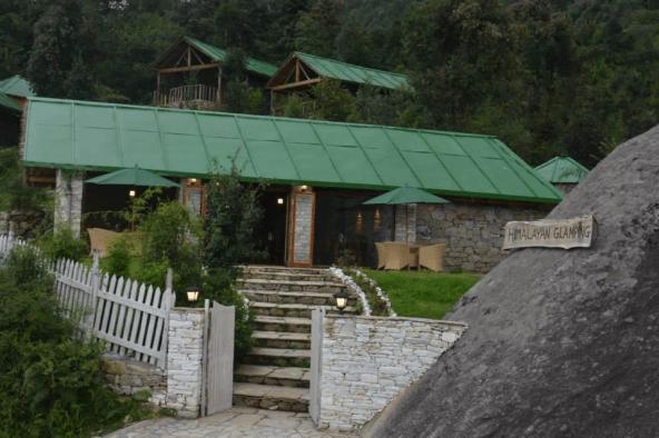 Himalayan Glamping Retreat
