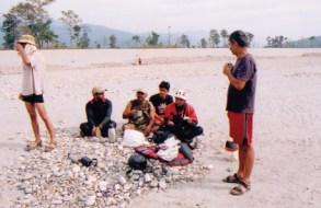 Camping in Rishikesh(4)