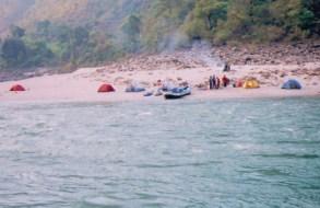 Camping in Rishikesh(5)