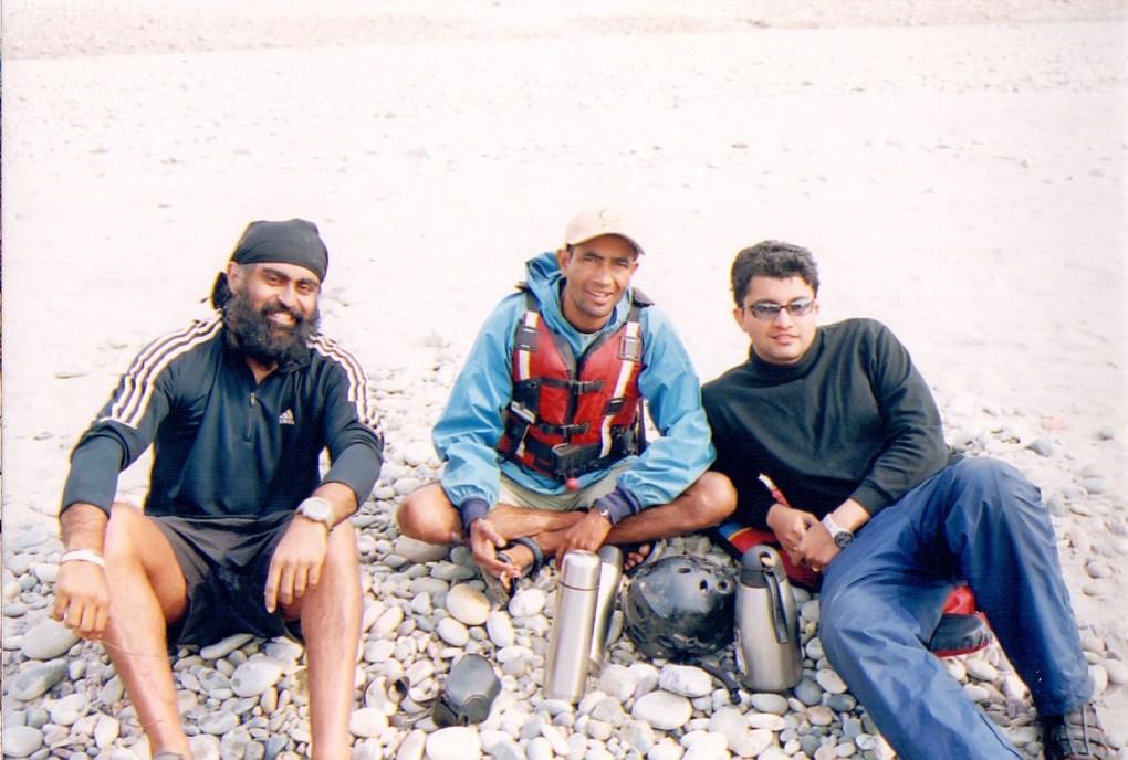 group tour to rishikesh