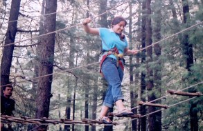 Ropecourse Adventure in India