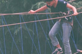 Ropecourse Adventure in India(11)