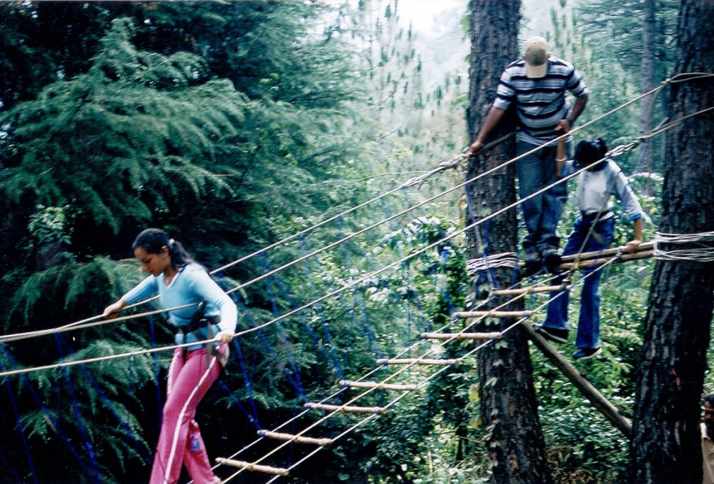 ropecourse adventure in india(16)