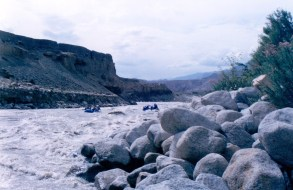 River Rafting Trip in Ladakh