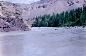 River Rafting Adventure trip Ladakh