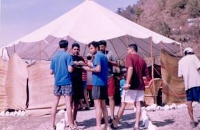 Camping in Rishikesh(6)