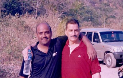 Rishikesh group tour(3)