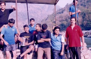 Corporate Adventure Tour in Rishikesh(2)