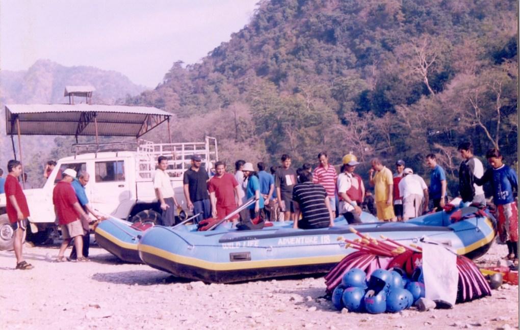 corporate adventure tour in rishikesh(4)