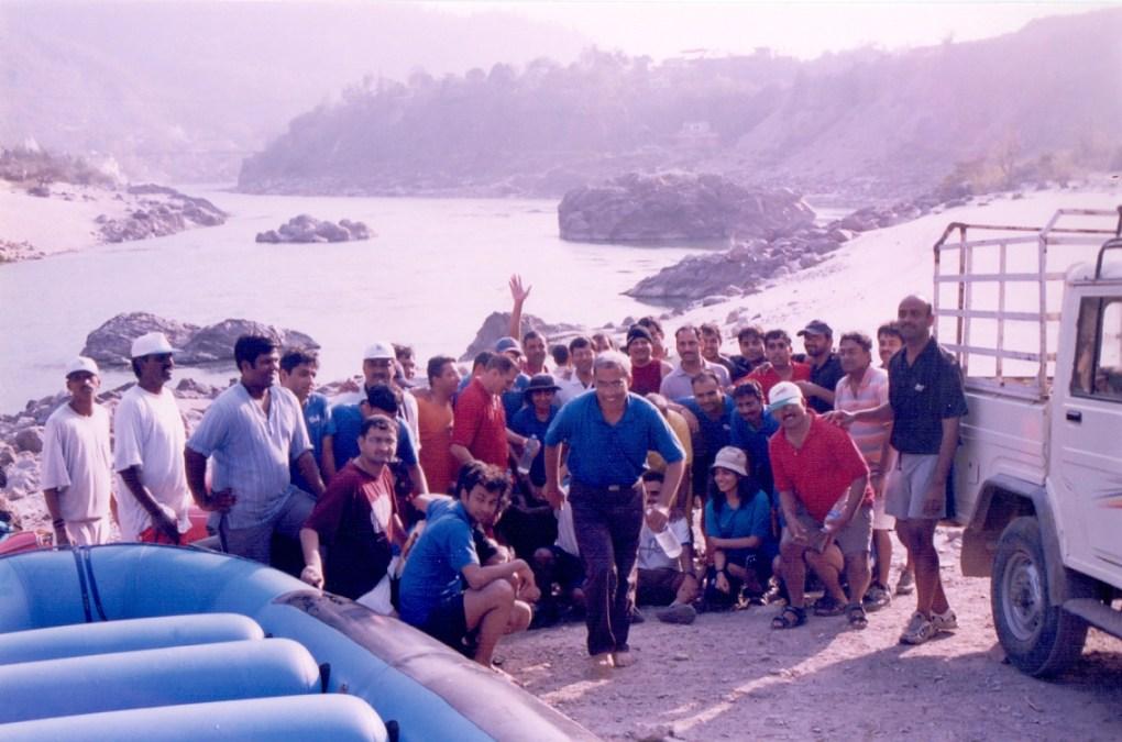 corporate adventure tour in rishikesh(9)