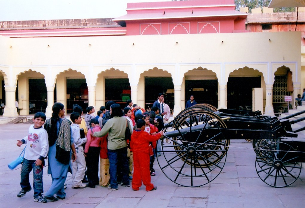 educational trip to india(2)