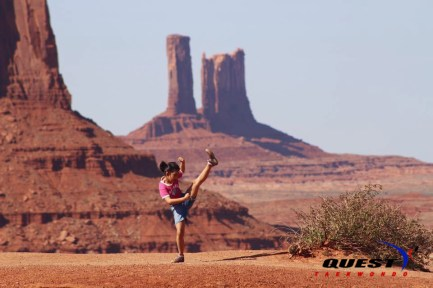 2Iraia Carnaje at Monument Valley in AZ