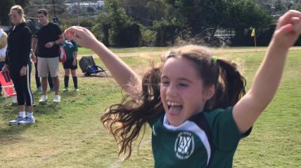 soccer yay