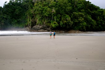 Travel Costa Rica with Sherry in her photo adventure blog. #costarica #seacave #mermaid #adventure #travel #beach