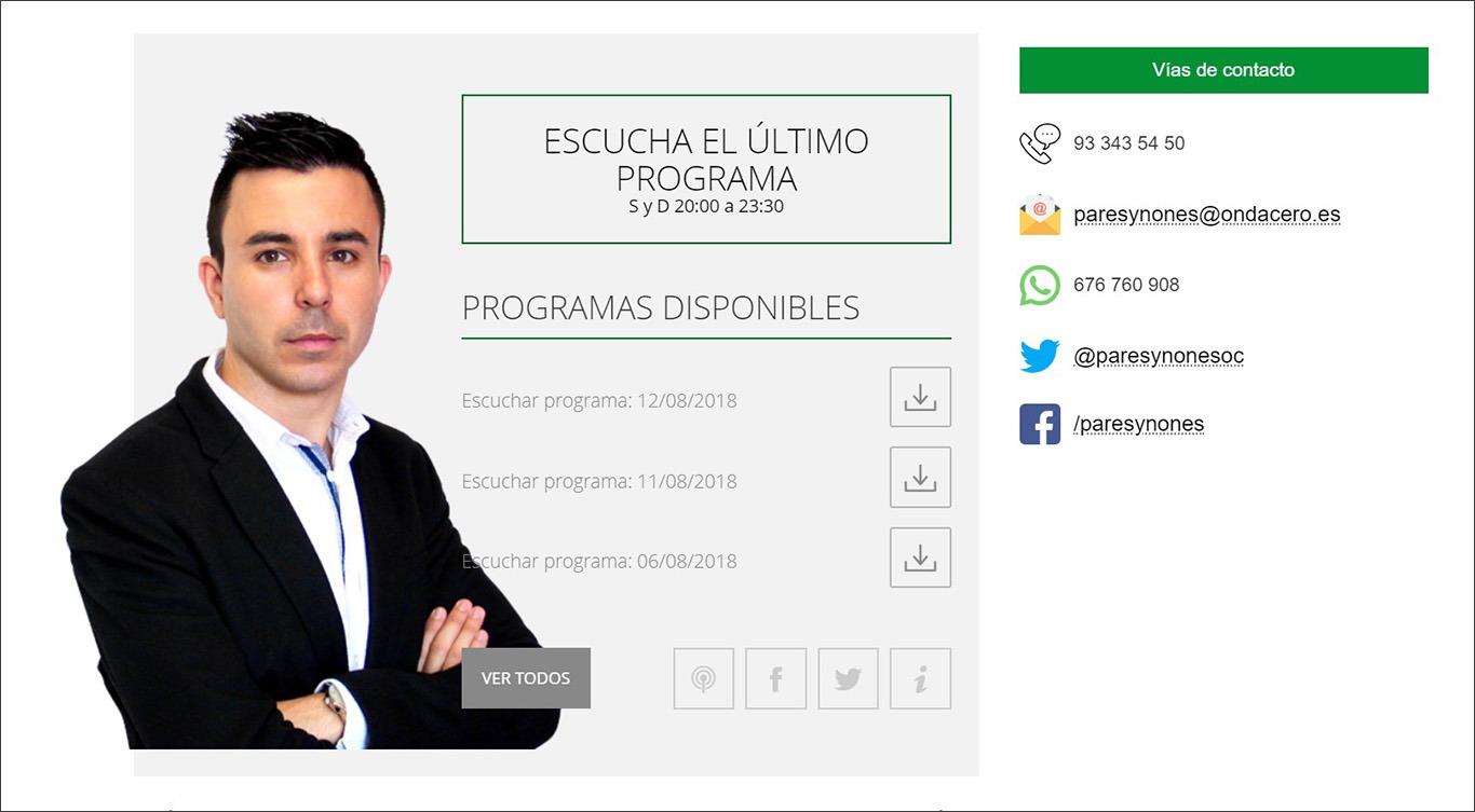 Іспанське радіо Onda Cero