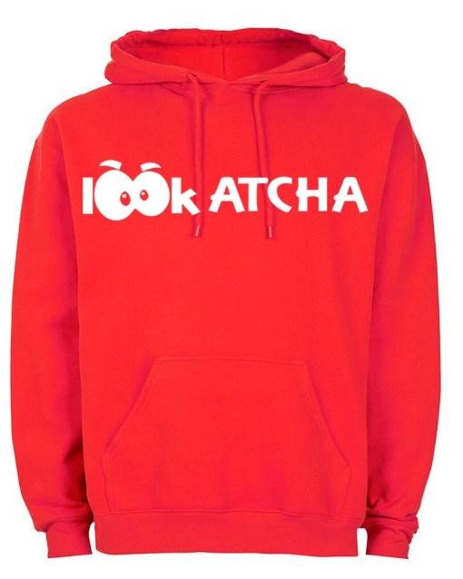Lookatcha_MOCK_HOODIE_red