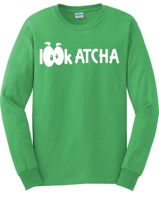 Lookatcha_MOCK_LS_green