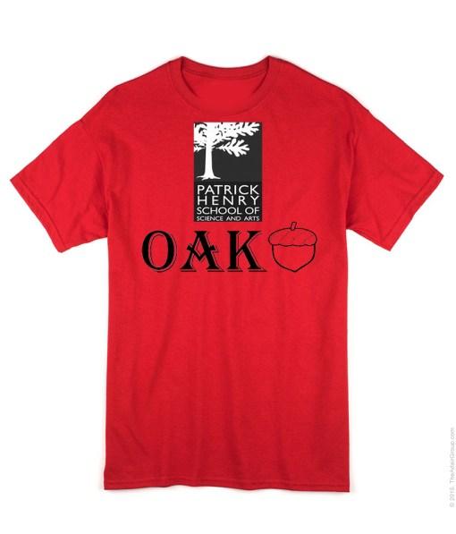 Oak_tshirts