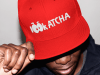 lookatcha red cap