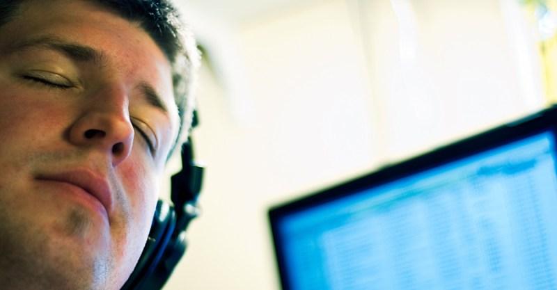 musica en el trabajo