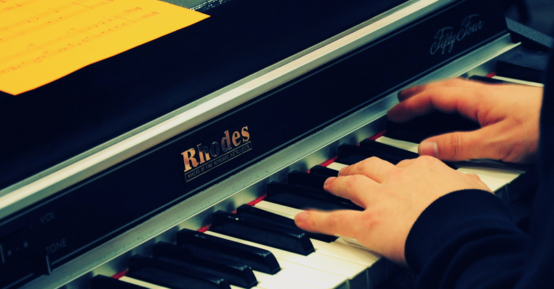 Estudiar música