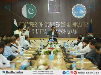 chamber of commerce conference quetta index 18