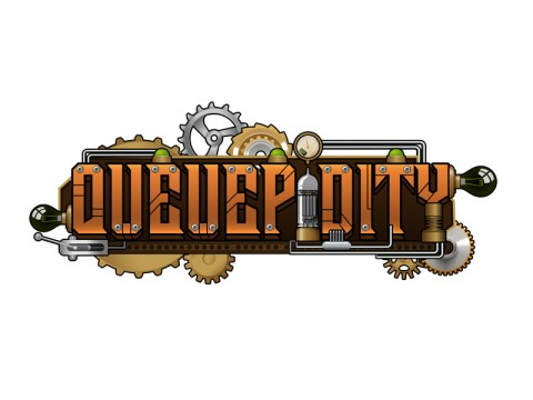 Queuepidity Logo v 0.1