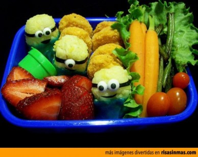 Comida Minion