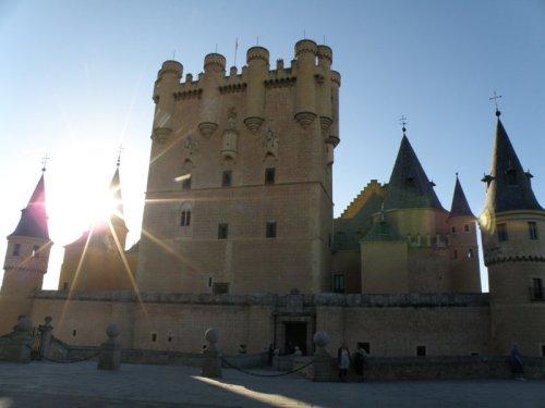 Alcázar de Segovia, uno de los castillos más bellos de España