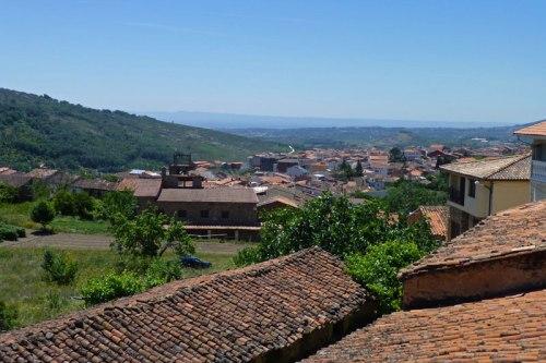 Aldeanueva de la Vera, parte de ruta por la Comarca de la Vera