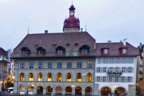Antiguo Ayuntamiento de Lucerna (Altes Rathaus)
