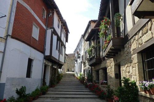 Arquitectura tradicional de Candeleda