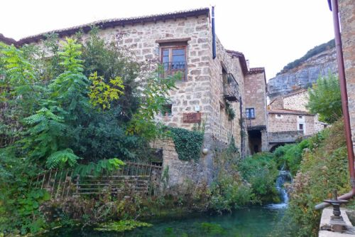 Conjunto Histórico Artístico de Orbaneja del Castillo