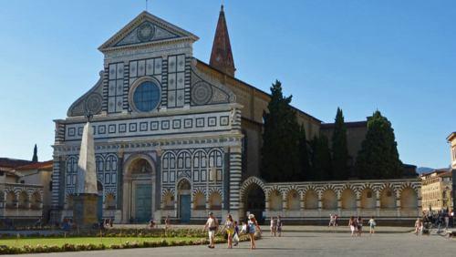 Basílica de Santa María Novella, iglesias de Florencia