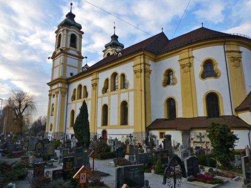 Basílica Wilten, una de las iglesias más bellas de Innsbruck
