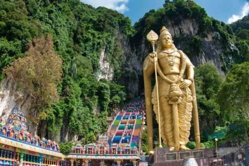 Cuevas de Batu, excursión imprescindible desde Kuala Lumpur