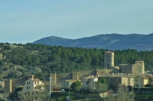 Buitrago del Lozoya, en la Sierra de Madrid
