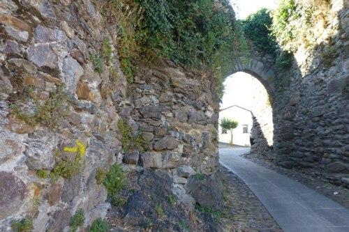 Camino de Santiago de Invierno a su paso por Monforte de Lemos
