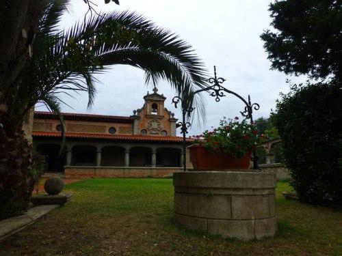 Capilla del Palacio de Albaicín en Noja
