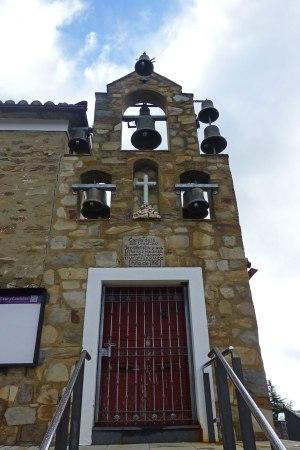 Capilla de la Vera Cruz en Astorga