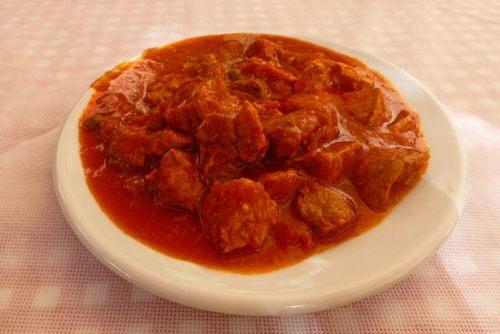 Carcamusas, uno de los platos más típicos de la gastronomía de Toledo
