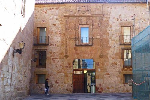 Casa de Don Diego Maldonado en Salamanca