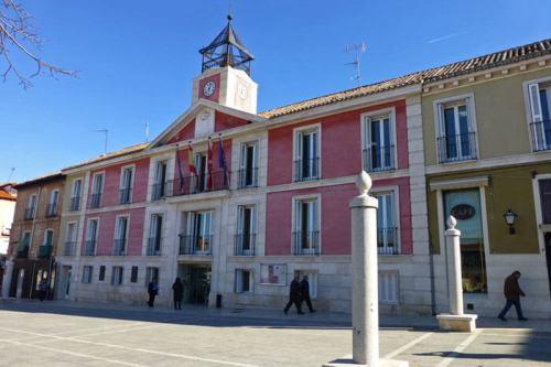 Casa de Empleados, actual Ayuntamiento de Aranjuez